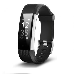 Y50 Wristband Heart Rate Blood Pressure Smart Bracelet Watch