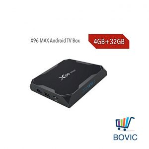 X96 MAX Android Box 4GB 32GB 5