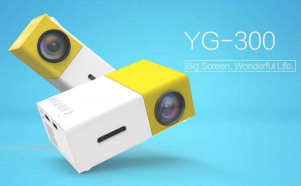 YG300 Projector Bovic Enterprises