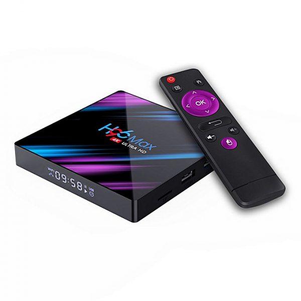 h96 max android box